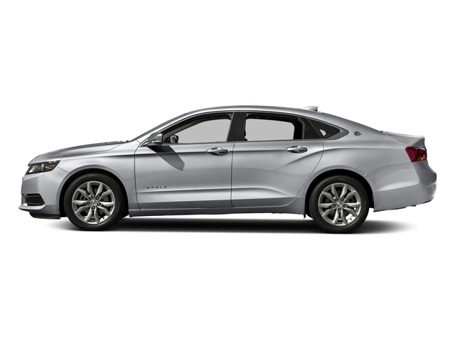 Silver Ice Metallic 2017 Chevrolet Impala Pictures Impala 4dr Sdn LS w/2FL *Ltd Avail* photos side view