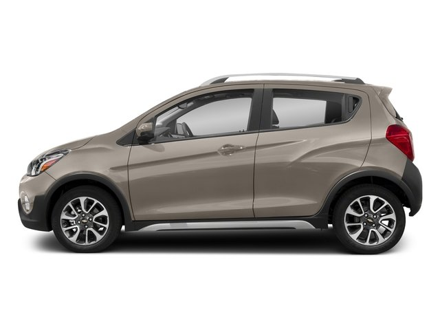 Toasted Marshmallow 2017 Chevrolet Spark Pictures Spark 5dr HB Man ACTIV photos side view