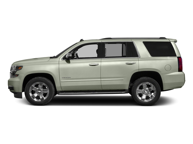 Iridescent Pearl Tricoat 2017 Chevrolet Tahoe Pictures Tahoe 4WD 4dr Premier photos side view