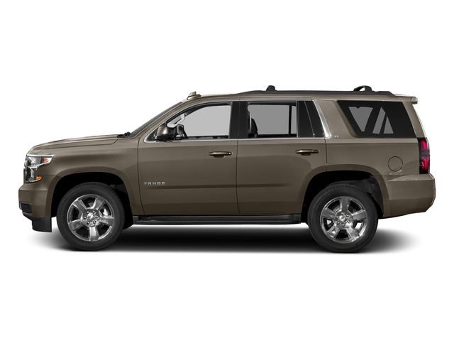 Pepperdust Metallic 2017 Chevrolet Tahoe Pictures Tahoe 2WD 4dr LS photos side view