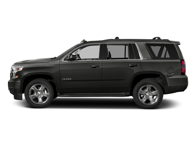 Tungsten Metallic 2017 Chevrolet Tahoe Pictures Tahoe 2WD 4dr LS photos side view