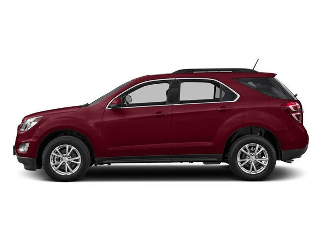Siren Red Tintcoat 2017 Chevrolet Equinox Pictures Equinox FWD 4dr LT w/1LT photos side view
