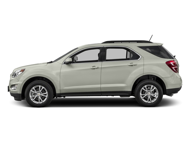 Iridescent Pearl Tricoat 2017 Chevrolet Equinox Pictures Equinox FWD 4dr LT w/1LT photos side view