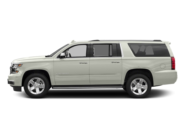 Iridescent Pearl Tricoat 2017 Chevrolet Suburban Pictures Suburban 2WD 4dr 1500 Premier photos side view