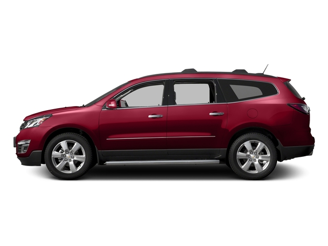 Siren Red Tintcoat 2017 Chevrolet Traverse Pictures Traverse AWD 4dr Premier photos side view