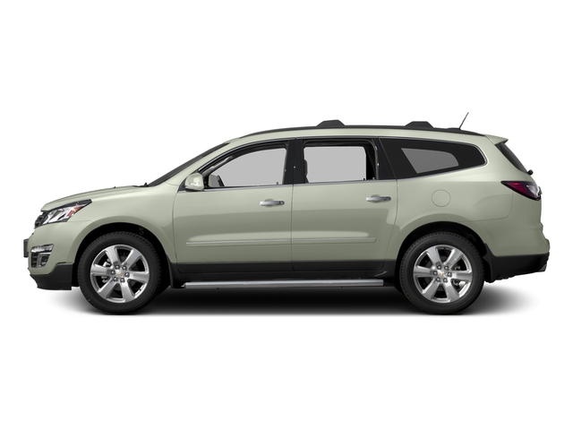Iridescent Pearl Tricoat 2017 Chevrolet Traverse Pictures Traverse AWD 4dr Premier photos side view