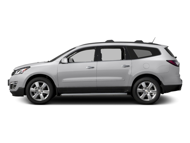 Summit White 2017 Chevrolet Traverse Pictures Traverse AWD 4dr Premier photos side view