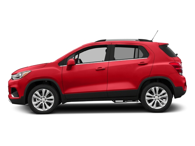 Red Hot 2017 Chevrolet Trax Pictures Trax AWD 4dr Premier photos side view