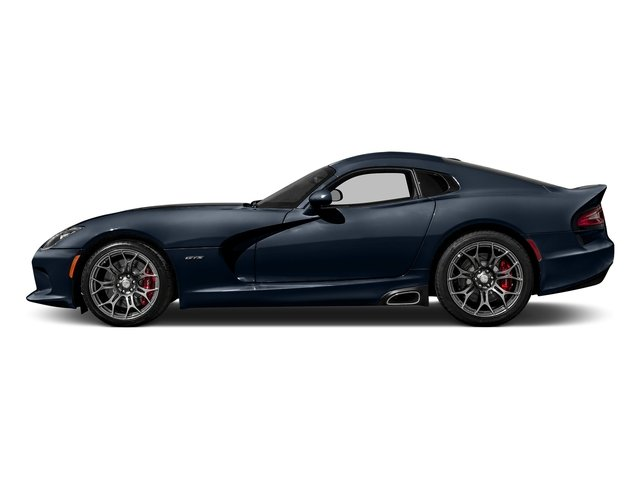 GTS-R Blue Pearlcoat 2017 Dodge Viper Pictures Viper 2 Door Coupe photos side view