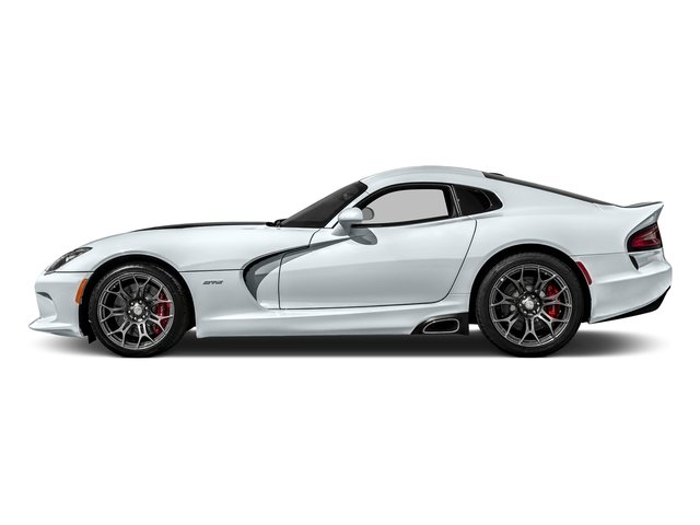 Viper White Clearcoat 2017 Dodge Viper Pictures Viper GTC Coupe photos side view