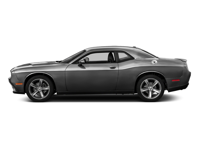 Destroyer Gray Clearcoat 2017 Dodge Challenger Pictures Challenger SXT Plus Coupe photos side view