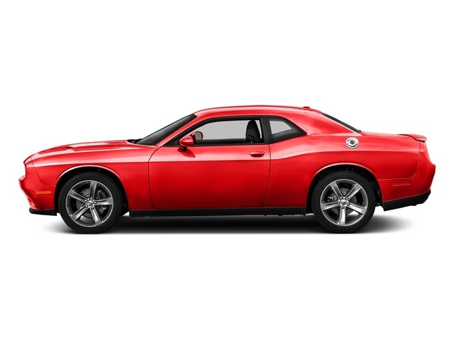 Go Mango 2017 Dodge Challenger Pictures Challenger SXT Coupe photos side view