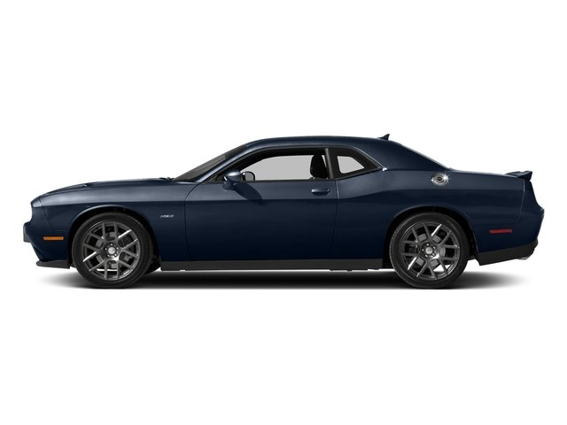 Contusion Blue Pearlcoat 2017 Dodge Challenger Pictures Challenger Coupe 2D R/T Plus V8 photos side view