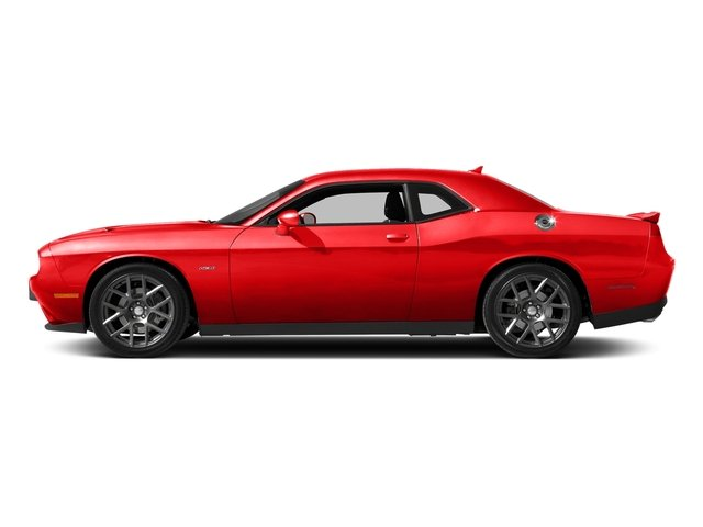 Go Mango 2017 Dodge Challenger Pictures Challenger R/T Coupe photos side view