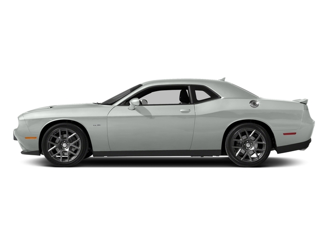 White Knuckle Clearcoat 2017 Dodge Challenger Pictures Challenger Coupe 2D R/T Plus V8 photos side view