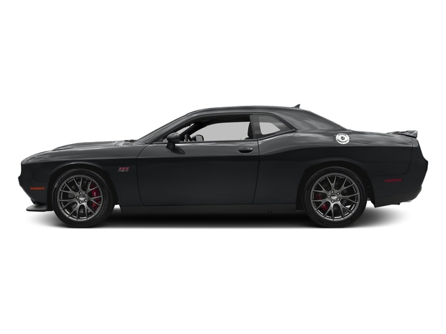 Granite Pearlcoat 2017 Dodge Challenger Pictures Challenger SRT 392 Coupe photos side view