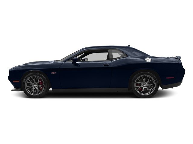 Contusion Blue Pearlcoat 2017 Dodge Challenger Pictures Challenger SRT 392 Coupe photos side view