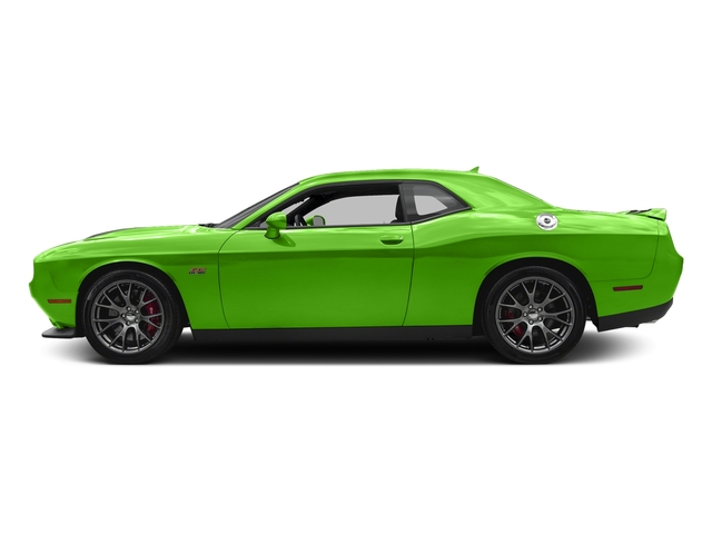 Green Go Clearcoat 2017 Dodge Challenger Pictures Challenger SRT 392 Coupe photos side view