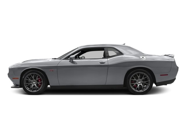 Billet Clearcoat 2017 Dodge Challenger Pictures Challenger SRT 392 Coupe photos side view