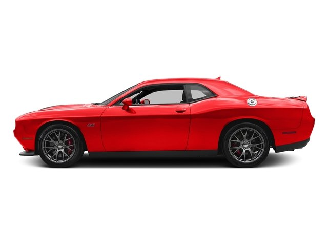 Go Mango 2017 Dodge Challenger Pictures Challenger SRT 392 Coupe photos side view