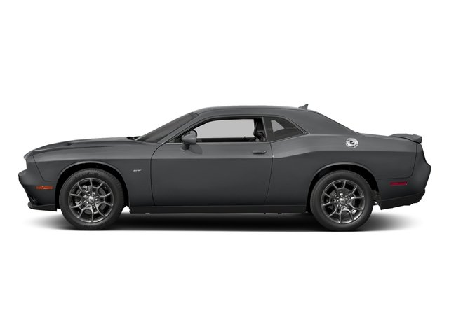Granite Pearlcoat 2017 Dodge Challenger Pictures Challenger GT Coupe photos side view