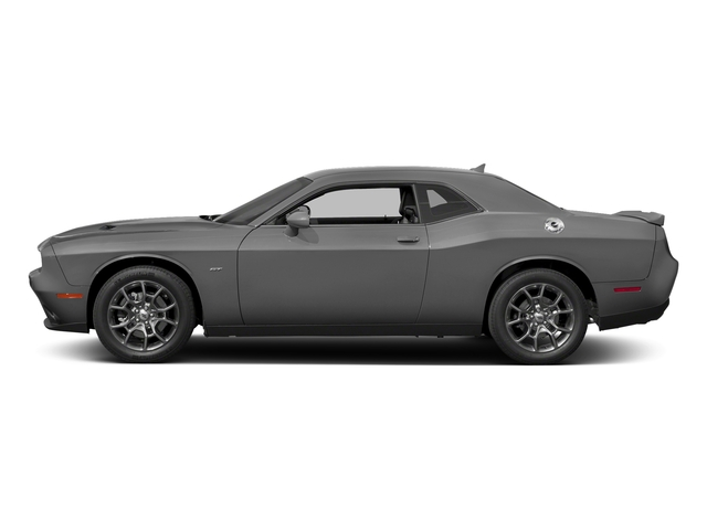 Destroyer Gray Clearcoat 2017 Dodge Challenger Pictures Challenger GT Coupe photos side view