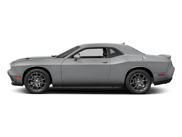 Billet Clearcoat 2017 Dodge Challenger Pictures Challenger GT Coupe photos side view