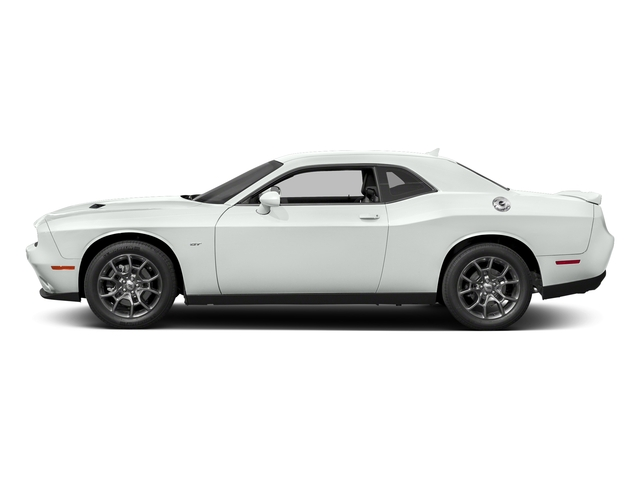 White Knuckle Clearcoat 2017 Dodge Challenger Pictures Challenger GT Coupe photos side view