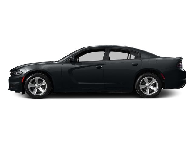 Maximum Steel Metallic Clearcoat 2017 Dodge Charger Pictures Charger SE RWD photos side view