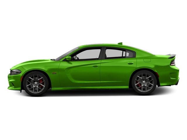 Green Go Clearcoat 2017 Dodge Charger Pictures Charger Sedan 4D Daytona 392 V8 photos side view