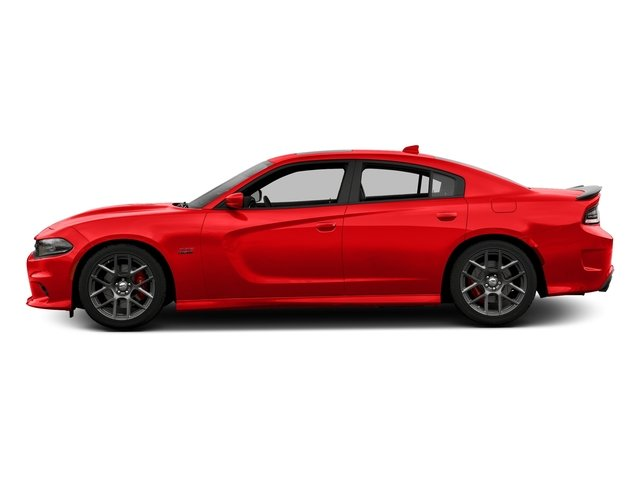 Go Mango 2017 Dodge Charger Pictures Charger Sedan 4D Daytona 392 V8 photos side view