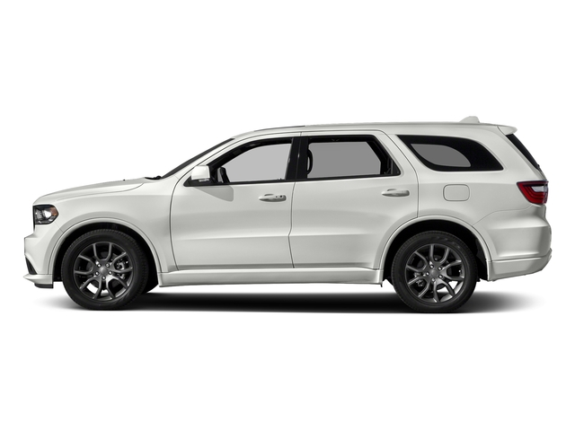 Vice White Tri-Coat Pearl 2017 Dodge Durango Pictures Durango R/T RWD photos side view