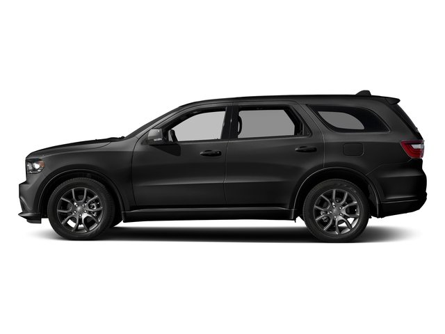 DB Black Crystal Clearcoat 2017 Dodge Durango Pictures Durango R/T RWD photos side view