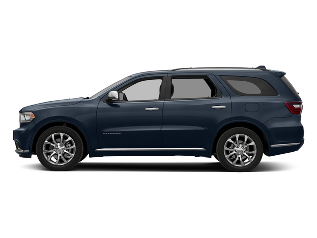 Blu By You Pearlcoat 2017 Dodge Durango Pictures Durango Utility 4D Citadel 2WD V6 photos side view