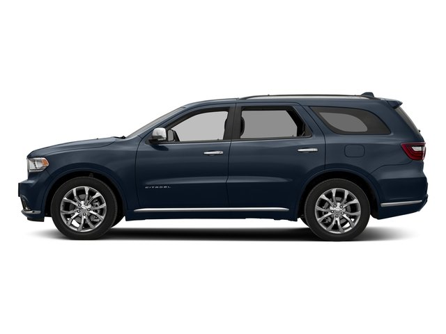 Blu By You Pearlcoat 2017 Dodge Durango Pictures Durango Utility 4D Citadel AWD V6 photos side view