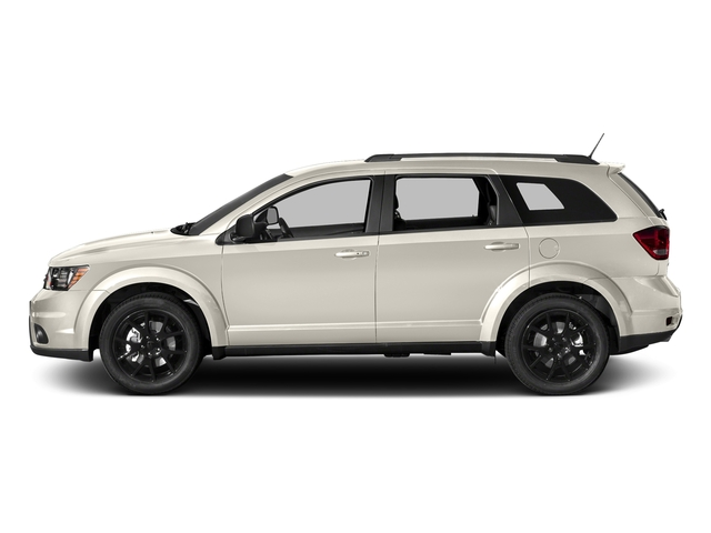 Vice White 2017 Dodge Journey Pictures Journey GT FWD photos side view