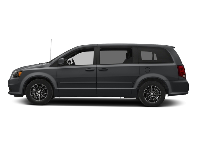 Granite Pearlcoat 2017 Dodge Grand Caravan Pictures Grand Caravan GT Wagon Fleet photos side view