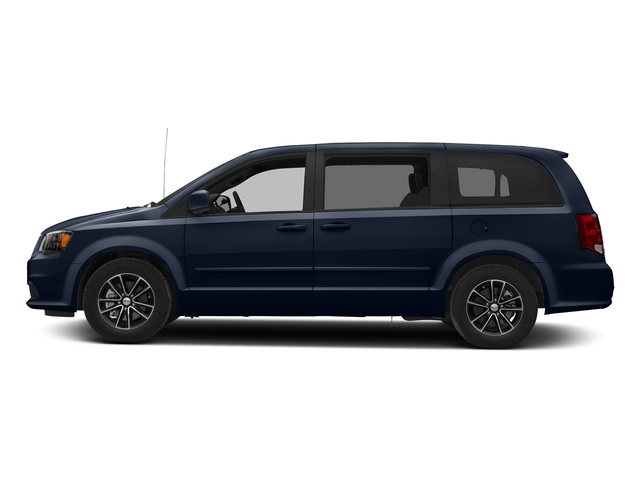 Contusion Blue Pearlcoat 2017 Dodge Grand Caravan Pictures Grand Caravan GT Wagon Fleet photos side view