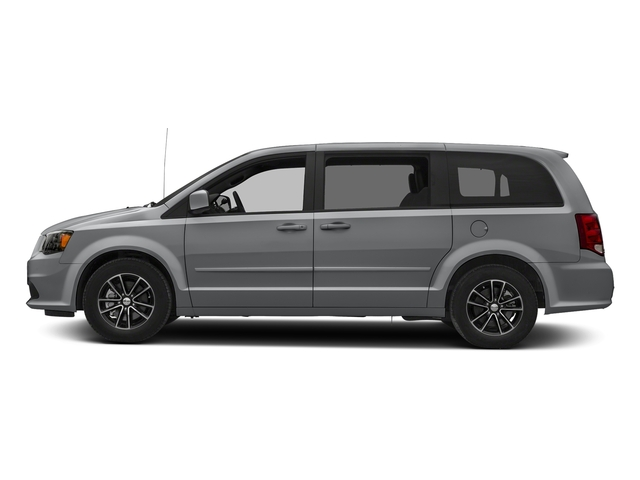 Billet Clearcoat 2017 Dodge Grand Caravan Pictures Grand Caravan GT Wagon Fleet photos side view