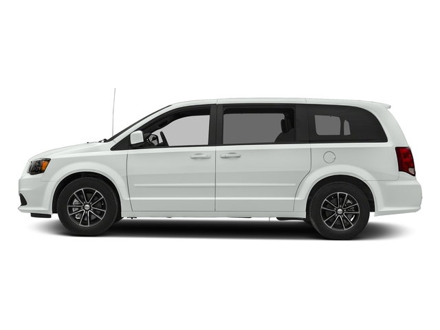 White Knuckle Clearcoat 2017 Dodge Grand Caravan Pictures Grand Caravan GT Wagon Fleet photos side view