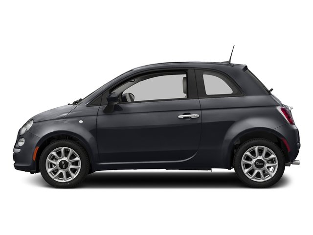 Rhino Clearcoat 2017 FIAT 500 Pictures 500 Pop Hatch photos side view