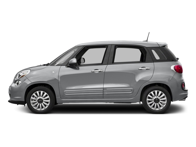 Grigio Chiaro (Graphite Metallic) 2017 FIAT 500L Pictures 500L Pop Hatch photos side view