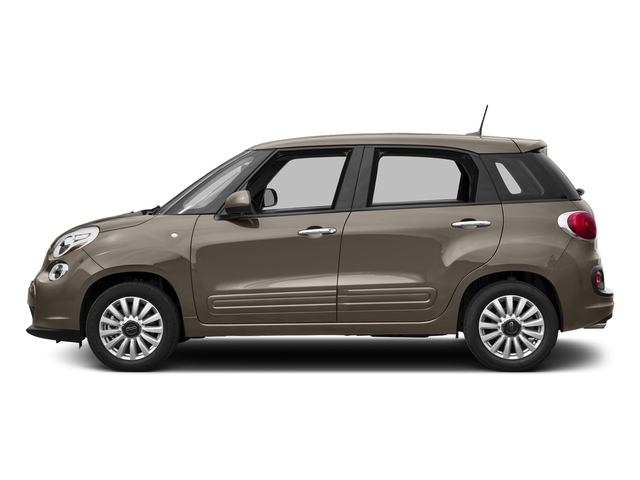 Mocha Latte 2017 FIAT 500L Pictures 500L Pop Hatch photos side view