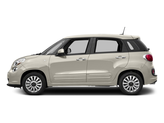 Bianco (White) 2017 FIAT 500L Pictures 500L Pop Hatch photos side view
