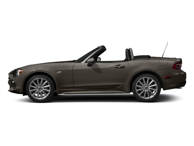 Bronzo Magnetico Titanium 2017 FIAT 124 Spider Pictures 124 Spider Lusso Convertible photos side view