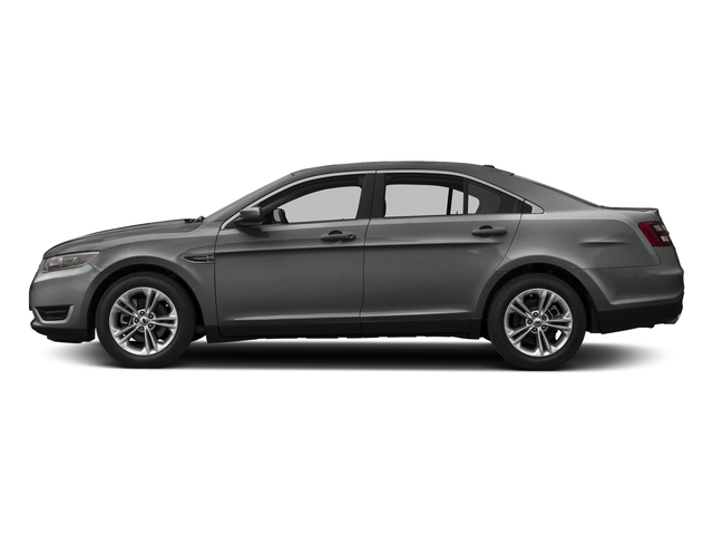 Magnetic Metallic 2017 Ford Taurus Pictures Taurus Sedan 4D Limited AWD V6 photos side view