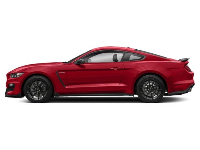 Race Red 2017 Ford Mustang Pictures Mustang Coupe 2D Shelby GT350 R V8 photos side view