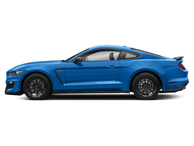 Grabber Blue 2017 Ford Mustang Pictures Mustang Coupe 2D Shelby GT350 R V8 photos side view