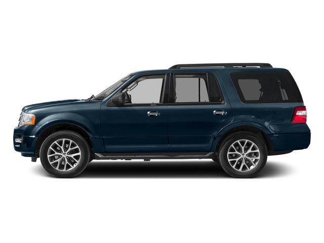 Blue Jeans 2017 Ford Expedition Pictures Expedition Utility 4D XLT 4WD V6 Turbo photos side view
