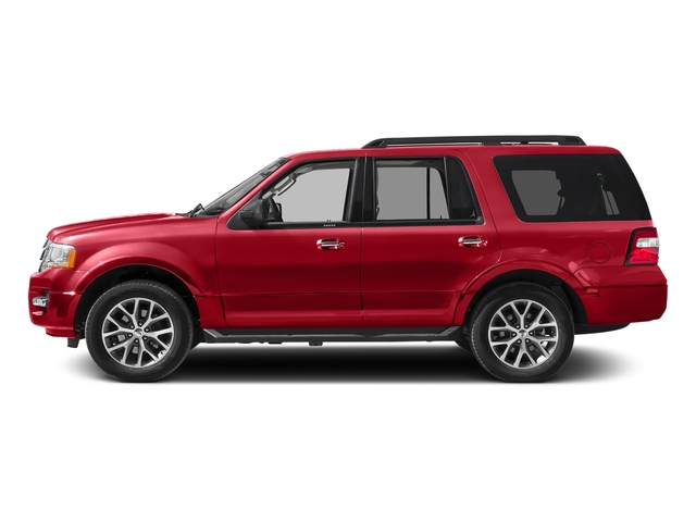 Race Red 2017 Ford Expedition Pictures Expedition Utility 4D XL 4WD V6 Turbo photos side view